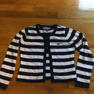 Vineyard Vines stripped sweater